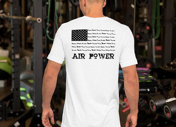 Air Power T-Shirt (back)