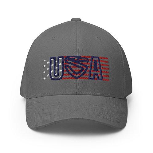 Flexfit USA Cap