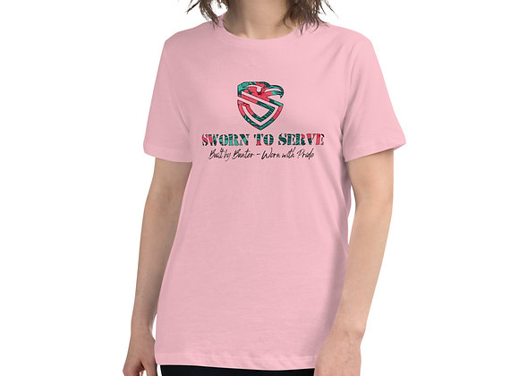 Women's Tropics Relaxed T-Shirt