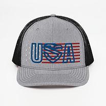 snapback-trucker-cap-heather-grey-black-