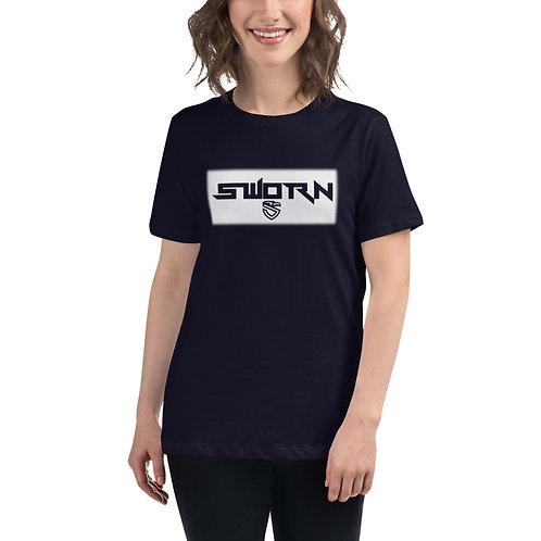 Women's Sworn Relaxed T-Shirt