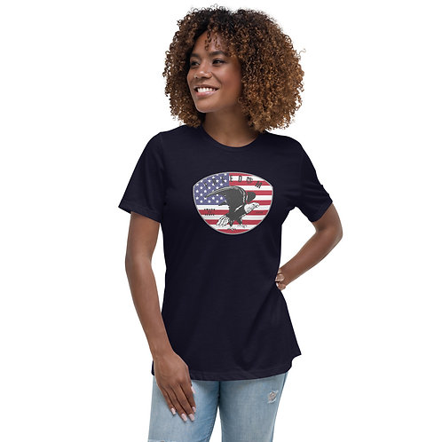 Women's Freedom Eagle Relaxed T-Shirt