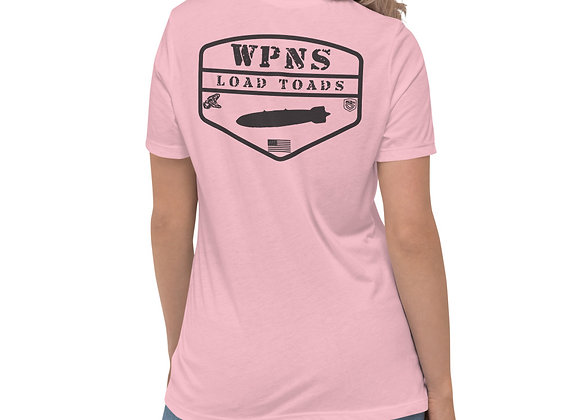 """Women's """"Load Toad"""" Relaxed T-Shirt"""