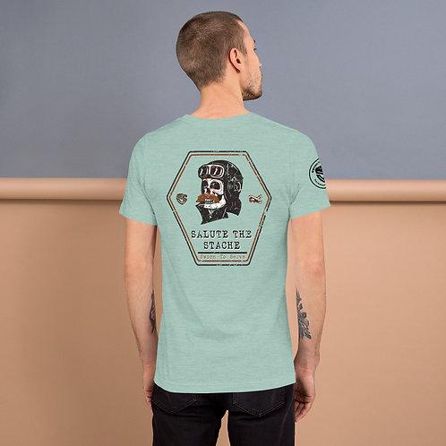 Salute the Stache T-Shirt