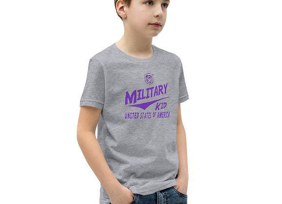 Military Kid USA T-Shirt