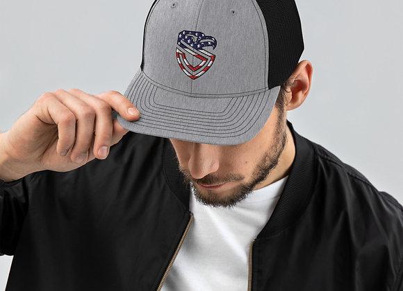 American Shield Trucker Cap