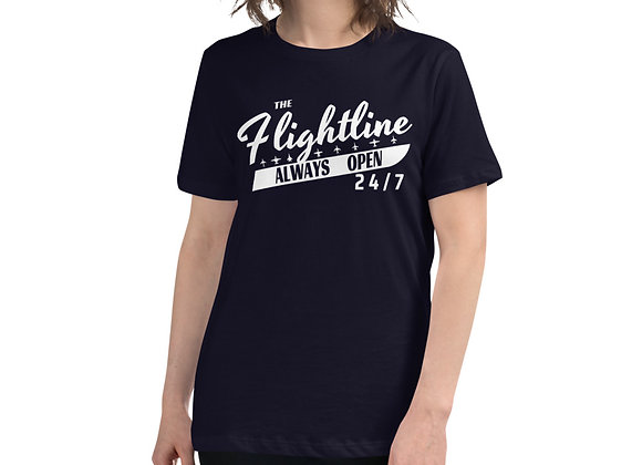 Women's Flightline Always Open Relaxed T-Shirt