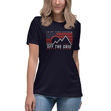 womens-relaxed-t-shirt-navy-front-6063dd