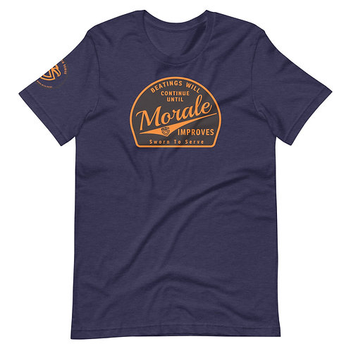 Until Morale Improves T-Shirt