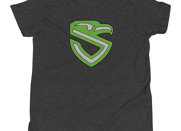 Kiddos Green Shield T-Shirt