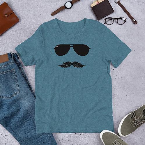 Av's & the Olds Stache T-Shirt