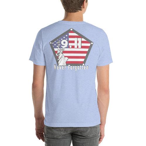 Never Forgotten 9.11 T-Shirt