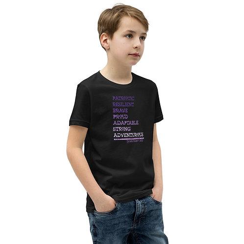 Military Kid Traits Tee