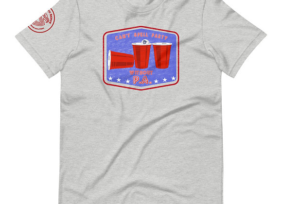 Can't Spell Party W/O P.A. T-Shirt