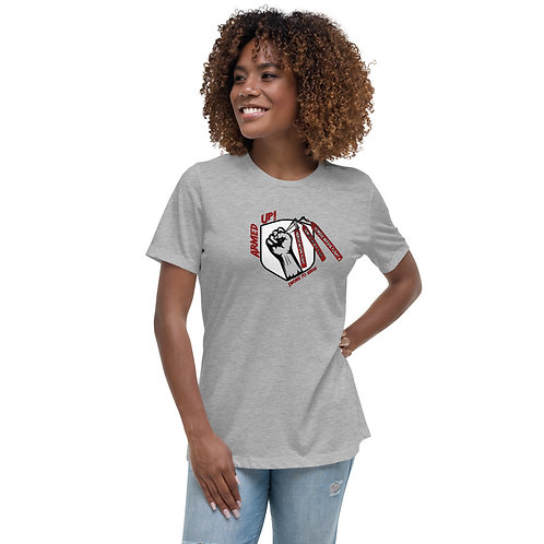 Women's Armed Up! Relaxed T-Shirt