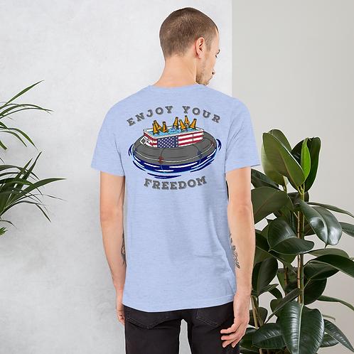 Enjoy Your Freedom Floatin' T-Shirt
