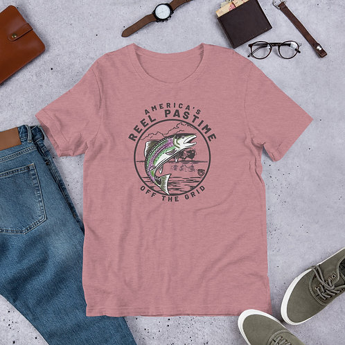 America's Reel Pastime (Trout) T-Shirt