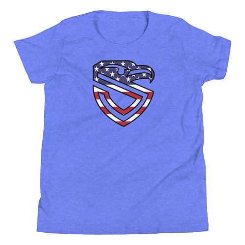 Kiddos American Shield T-Shirt