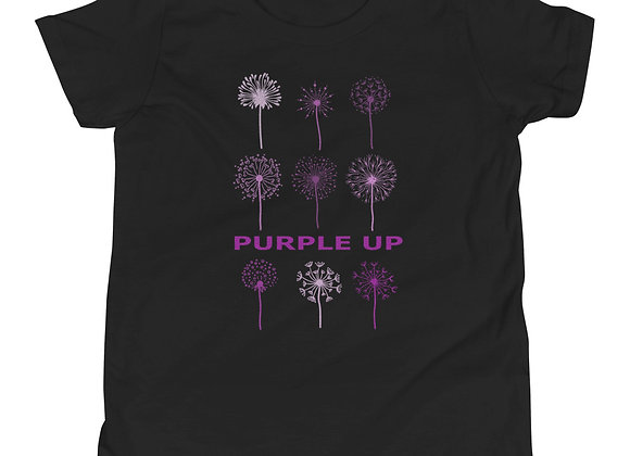 Kiddos Purple Up T-Shirt