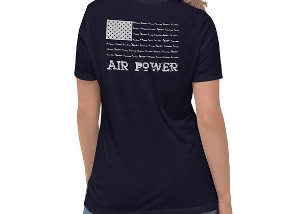 Women's Air Power Relaxed T-Shirt
