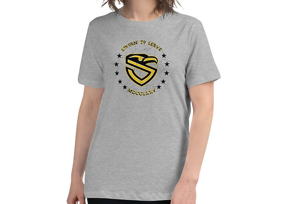 Women's US Army Shield Relaxed T-Shirt