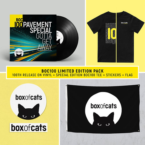 BOC100 Limited Edition Pack