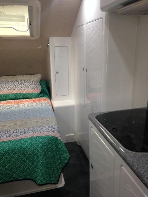 RHS Bed