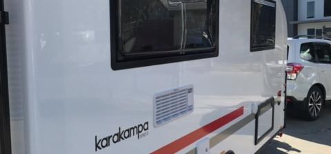 Karakampa Series II Driverside (3 Way Fridge Venting)