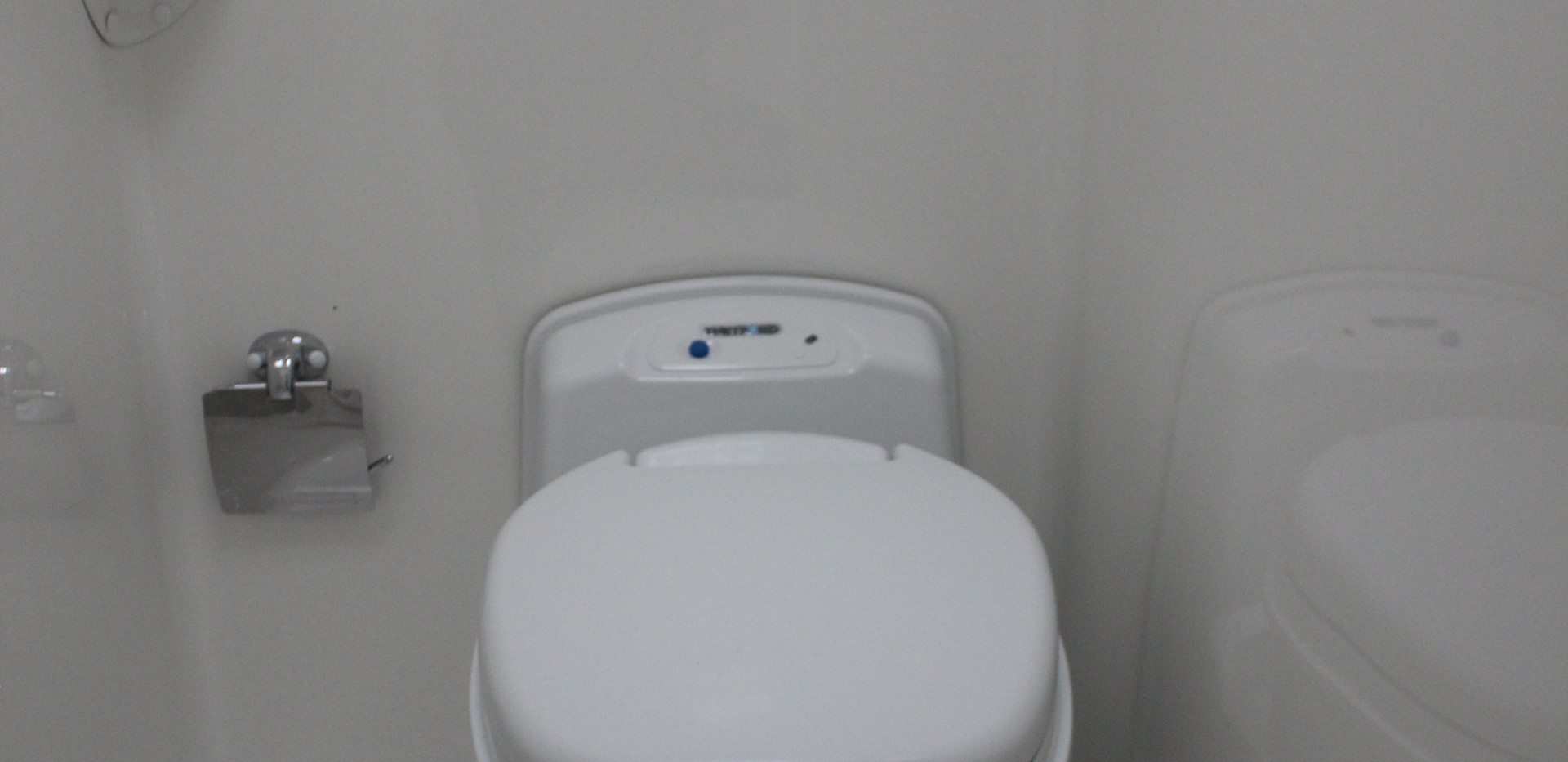 Karavané Combined Toilet/Shower
