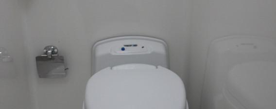 Karavané Combined Toilet/Shower