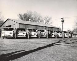Roto-Rooter Fleet 1964