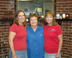 Rita, Wanda, Cathy