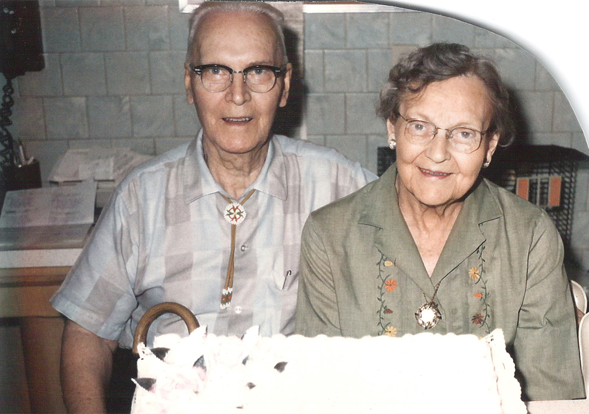 Mr. & Mrs Alexander
