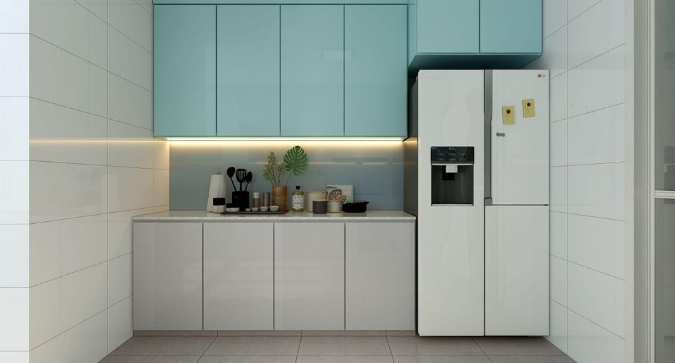 kitchen interior renovation