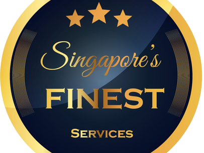Featured on Singapore's Finest Services