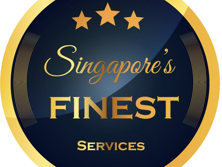 We are featured on Singapore's Finest Services!