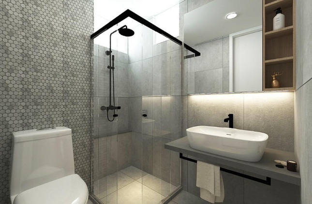 Chop Heng Long Interior Design Bathroom