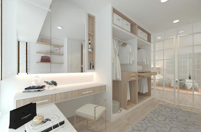 Chop Heng Long Interior Design Study
