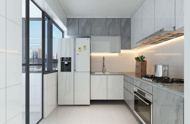 Chop Heng Long Interior Design Kitchen