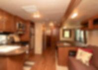 Islander RV interior