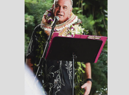The Neighbor Islands: Harry Kim ousted as Big Island mayor; Mitch Roth, Ikaika Marzo in runoff
