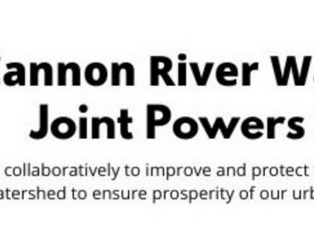 Cannon River Watershed Joint Powers Board Resumes In-Person Board Meeting in July The Cannon River