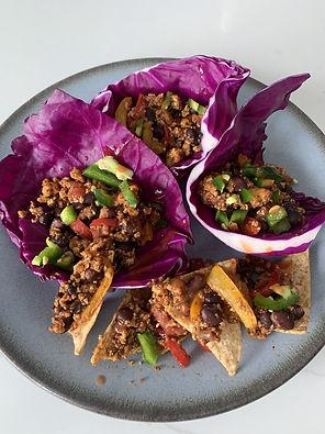 Vegan Chorizo Tofu Crumbles