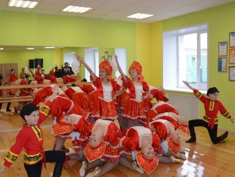 После капремонта открылась Детская школа искусств села Беляевка
