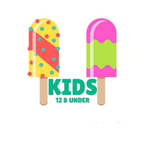 Frozen Treats Fest - Kids Admission