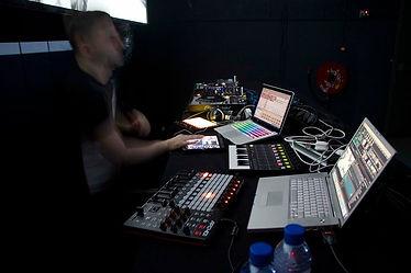 Rituals _ Amsterdam • Live audiovisual p