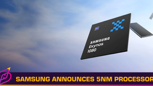 Samsung Announces Exynos 1080 Processor