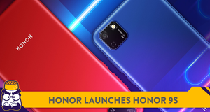 Honor Launches Budget Honor 9S Smartphone in Malaysia