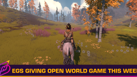 EGS's New Free Game is an Open World Simulation