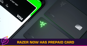 Razer Now Has A Prepaid Card, and Of Course it Lights Up